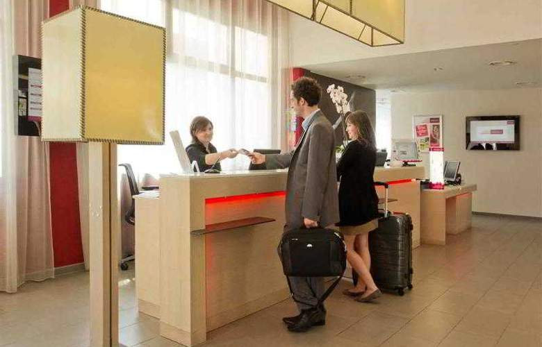 Mercure Amiens Cathedrale - Hotel - 12