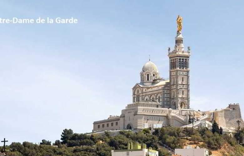 Appart'City Marseille Centre Prado - Sport - 18