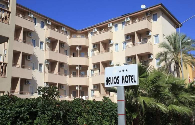 Helios Hotel - Hotel - 4