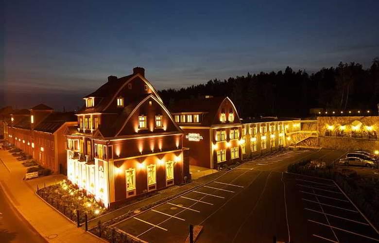 Dvorana Hotel - Hotel - 0
