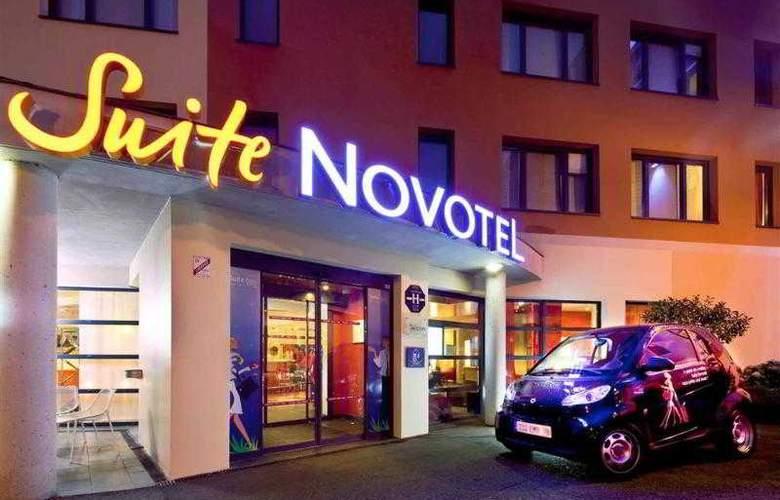 Novotel Suites Paris Velizy - Hotel - 13