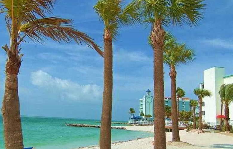 Quality Hotel on the Beach - Beach - 8