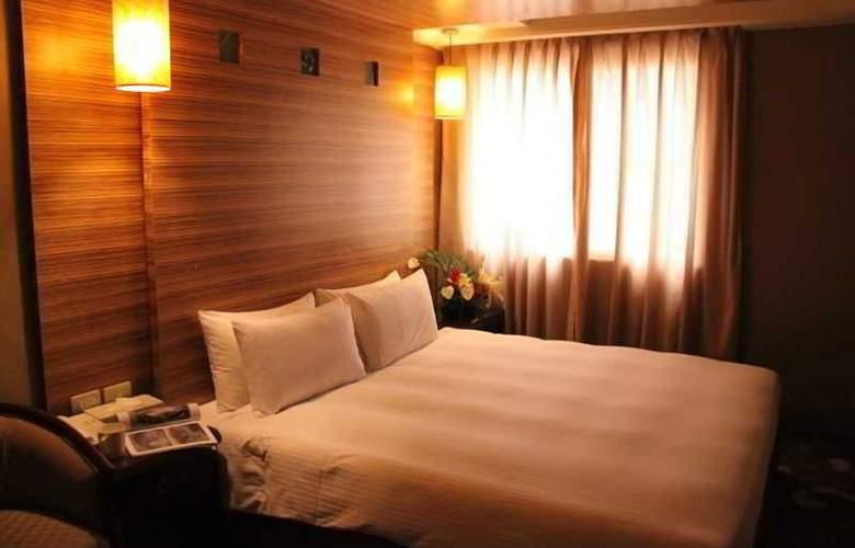 Crystal Hotel Taipei - Room - 5