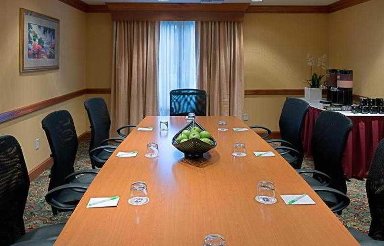 Springhill Suites by Marriott-Tampa - Hotel - 13