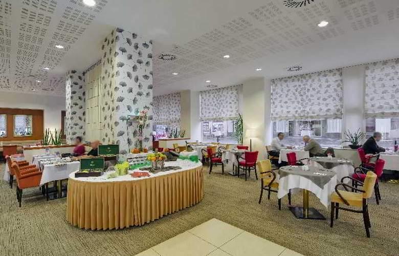 Mamaison Imperial Ostrava - Restaurant - 31