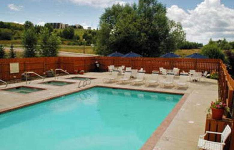 Hampton Inn & suites Steamboat Springs - Pool - 2