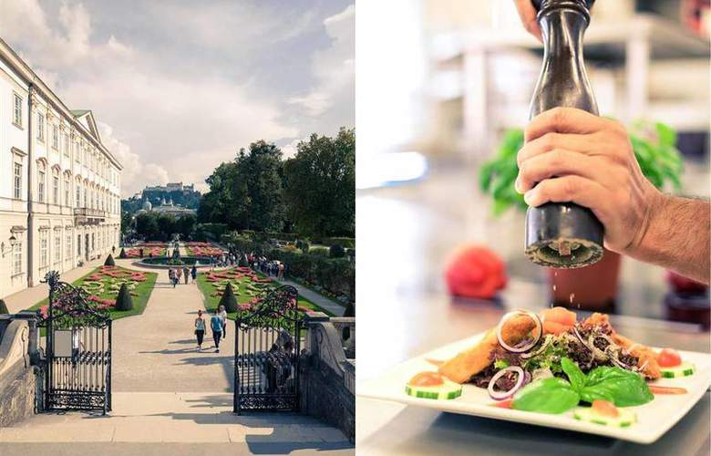 Mercure Salzburg City - Hotel - 15