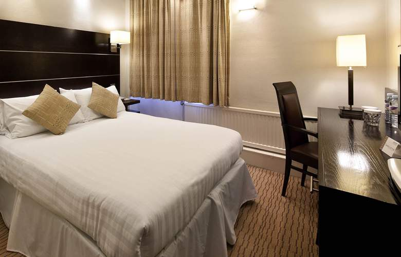 Mercure Glasgow City - Room - 2