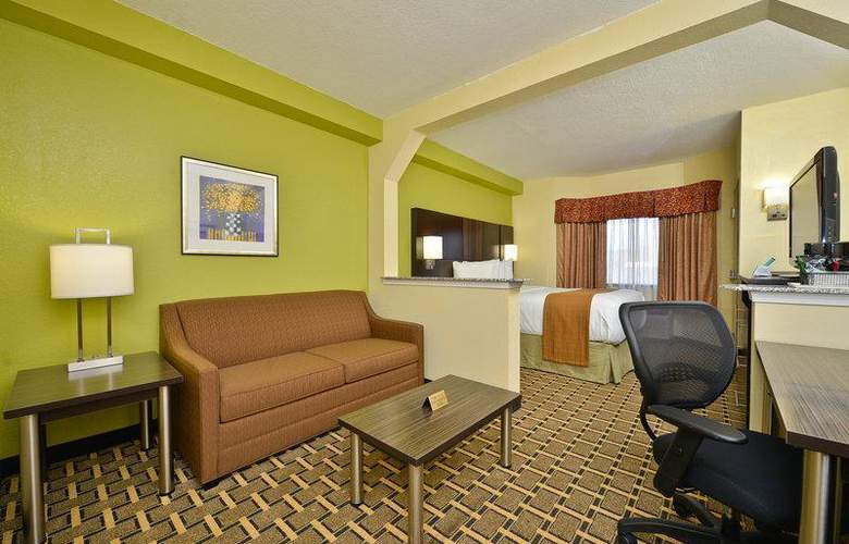 Best Western Knoxville - Room - 82