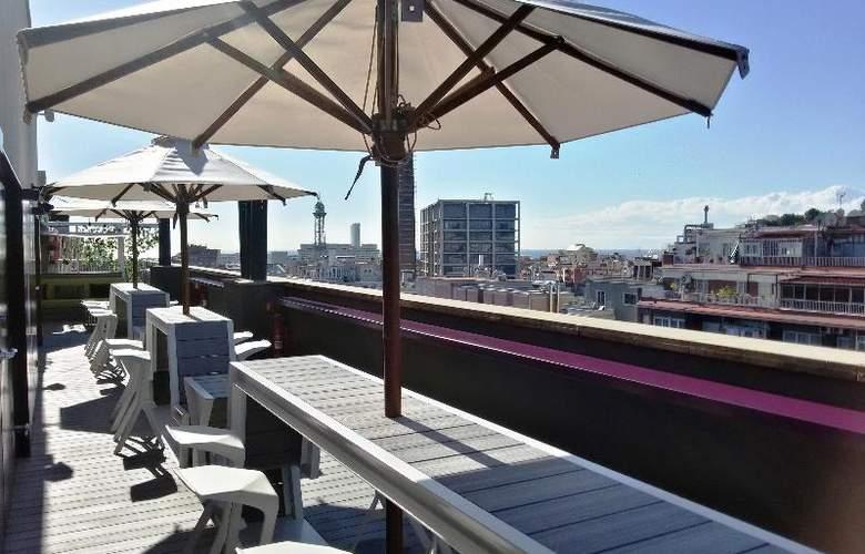 Barcelona Universal - Terrace - 100
