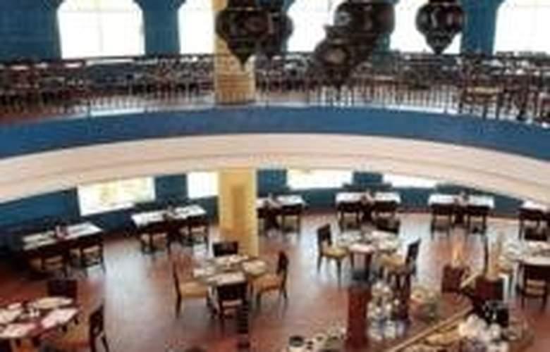 Afamia Rotana Beach Resort - Restaurant - 7
