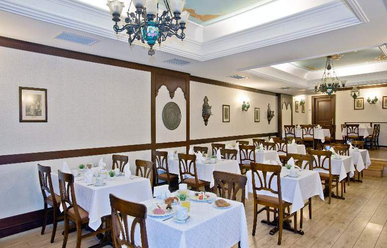 Orient Express Hotel - Sirkeci Group - Restaurant - 30