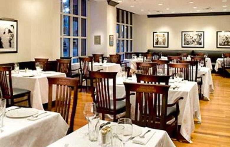 JW Marriott New Orleans - Restaurant - 4