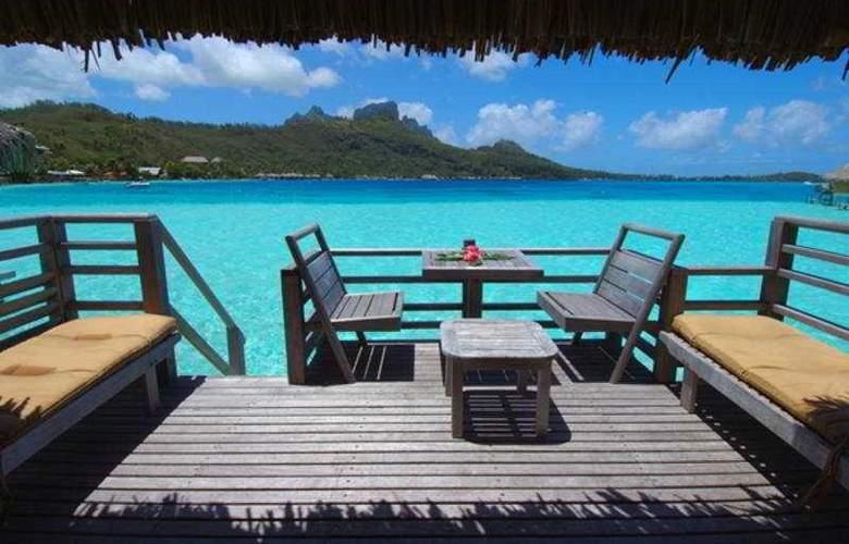 Intercontinental Bora Bora Le Moana Resort - Terrace - 10