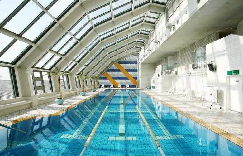 Swissotel Nankai Osaka - Pool - 4
