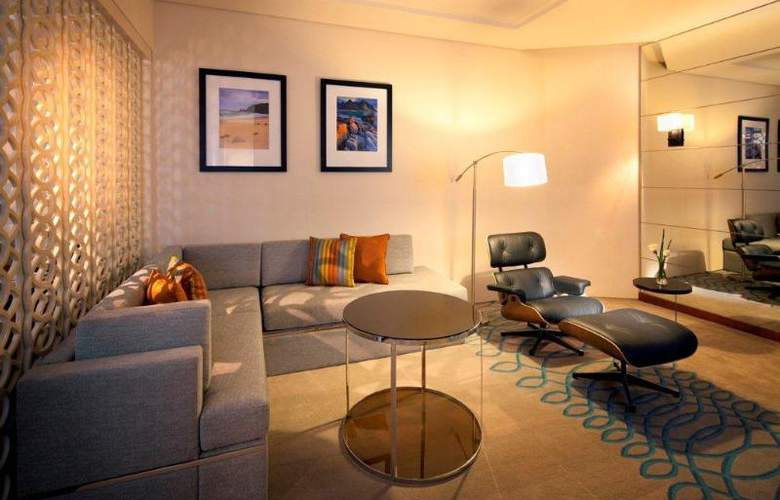 Jumeirah Emirates Towers - Room - 16