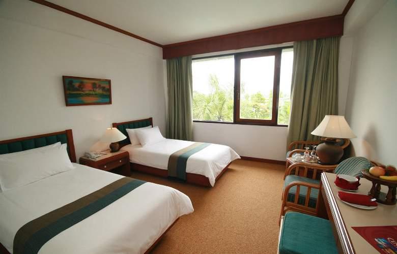 Centara Mae Sot Hill Resort - Room - 8