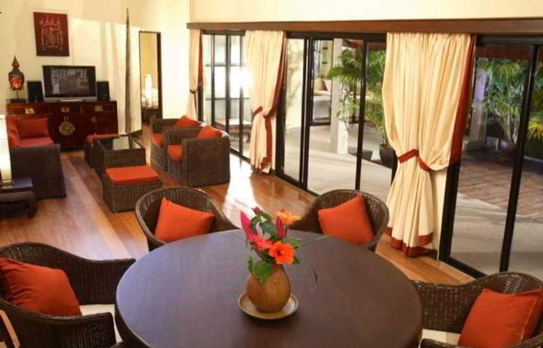 Ban Kao Tropical Boutique Residence - Hotel - 0