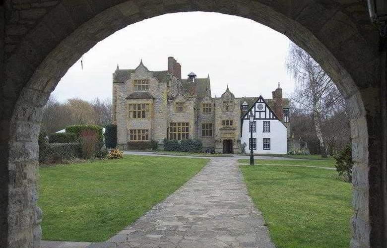 Best Western Salford Hall - Hotel - 23