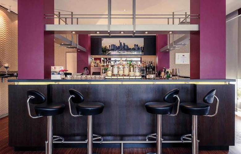 Mercure Frankfurt Airport Neu Isenburg - Bar - 49