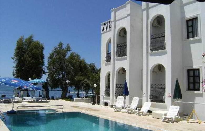 Aydem Hotel - Pool - 4
