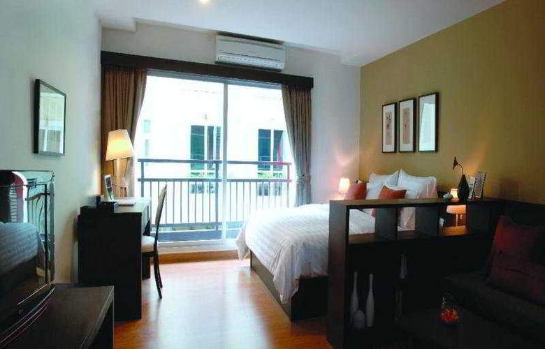Northgate Ratchayothin Serviced Residence - Room - 3