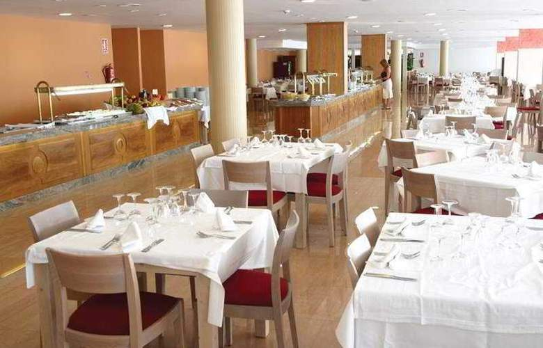 Club Aguamarina - Restaurant - 9