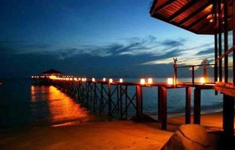 Japamala Resort Tioman Island - Beach - 4