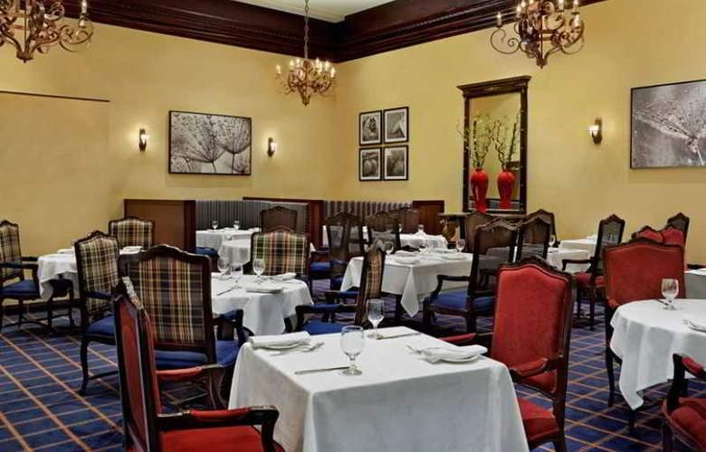 Sheraton Hotel Ottawa - Restaurant - 5