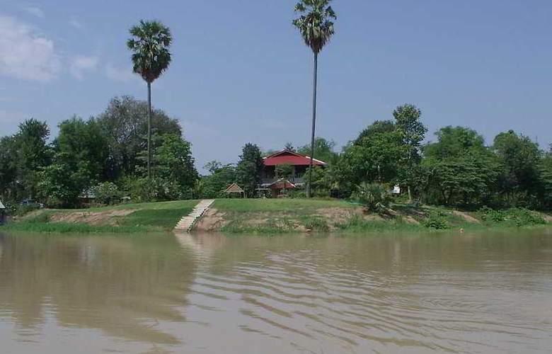 Uthai River Lake Resort - Beach - 7