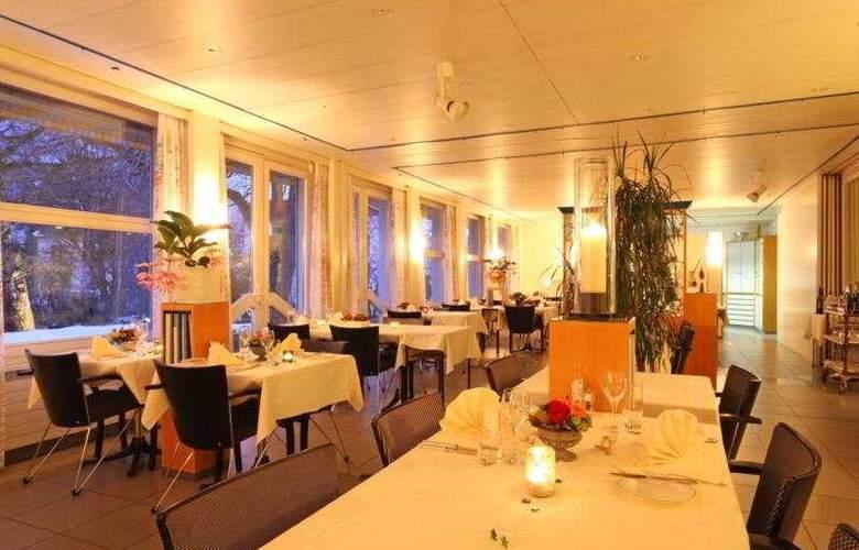 Stella Swiss Quality Hotel - Restaurant - 10