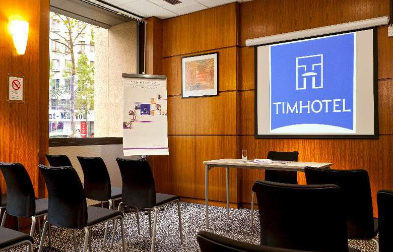 Timhotel Berthier Paris 17 - Conference - 16