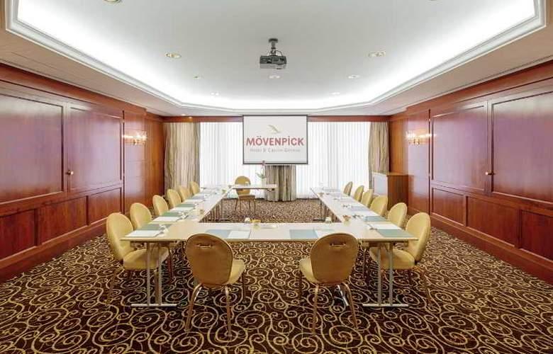 Movenpick Hotel & Casino Geneva - Conference - 22