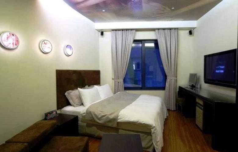 Mate Hotel Suwon - Room - 6