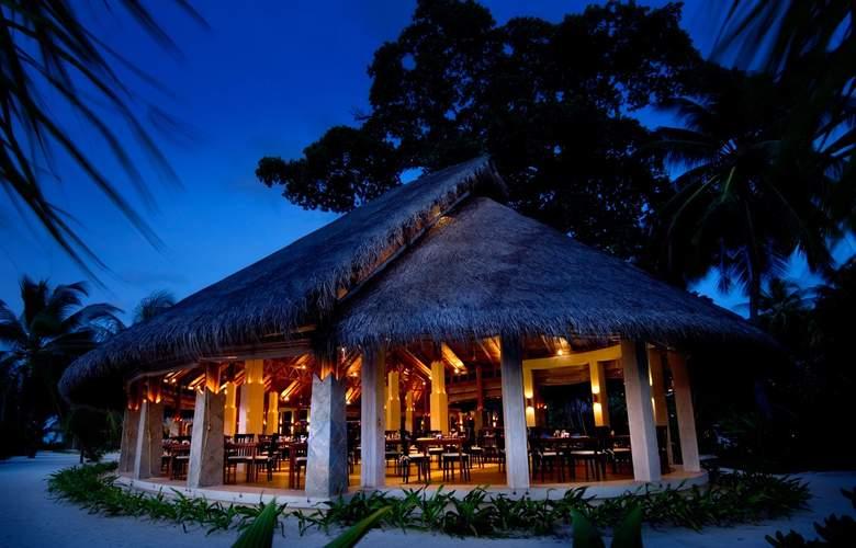 Kuramathi Island Resort - Restaurant - 30