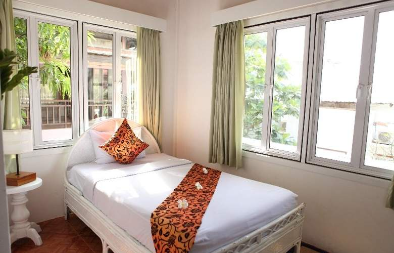 The Frangipani Green Garden Hotel & Spa - Room - 6