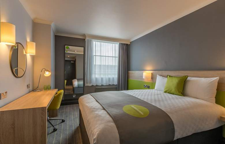 Thistle Express Luton - Room - 2