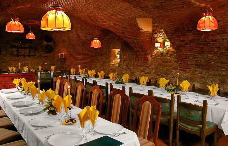 Casa Wagner Sighisoara - Restaurant - 2