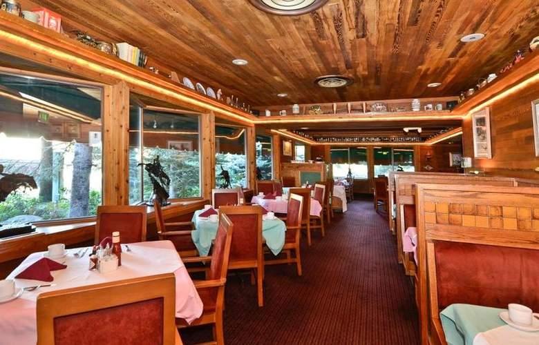 Best Western Plus Station House Inn - Restaurant - 63