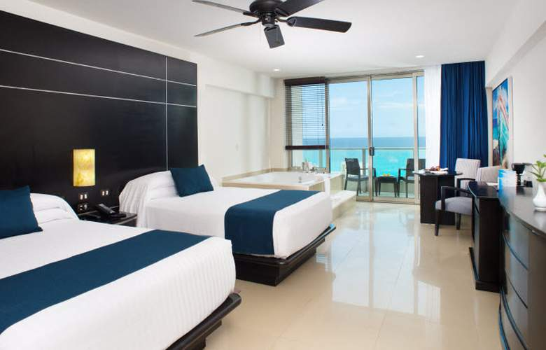 Seadust Cancún Family Resort - Room - 16