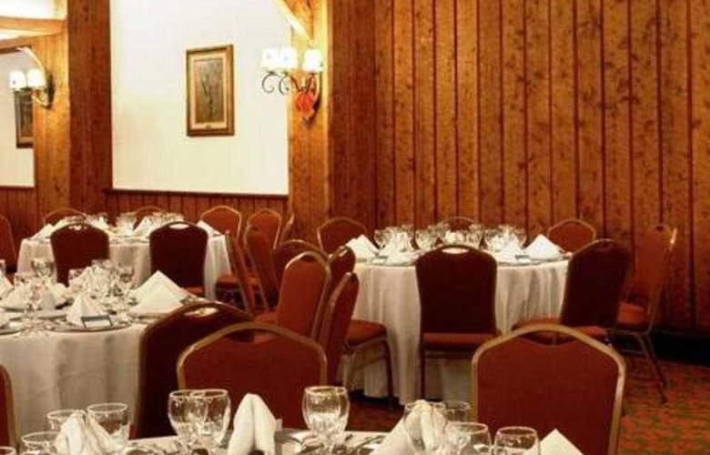 Panamericano Bariloche - Restaurant - 3
