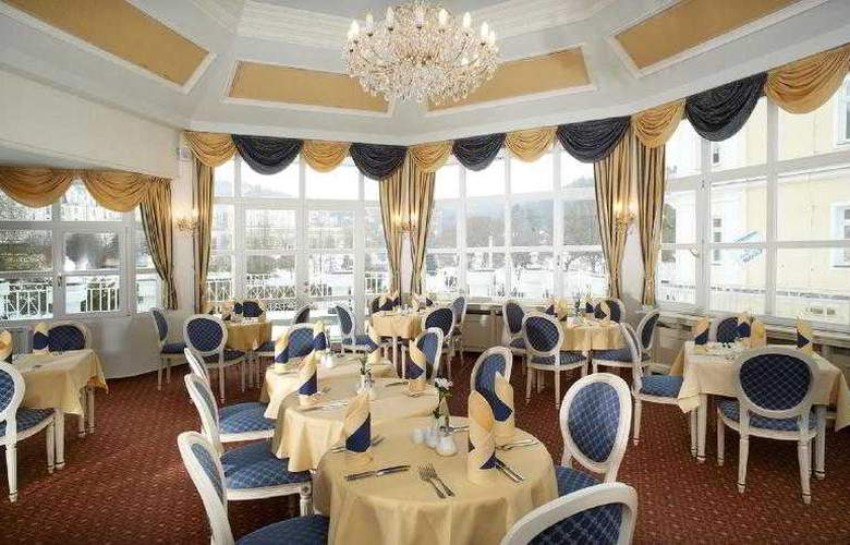 Orea Spa Hotel Palace Zvon - Restaurant - 10