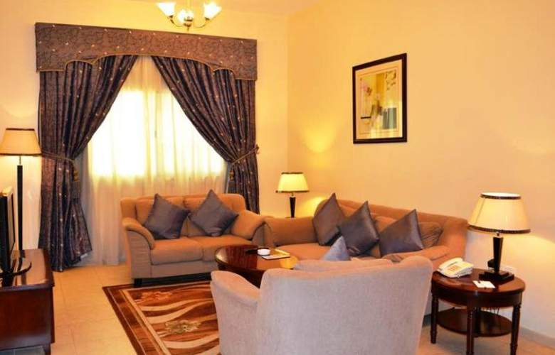 Bavaria Executive Suites Bur Dubai - Room - 6