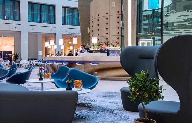 Radisson Blu Hotel Berlin - Restaurant - 13