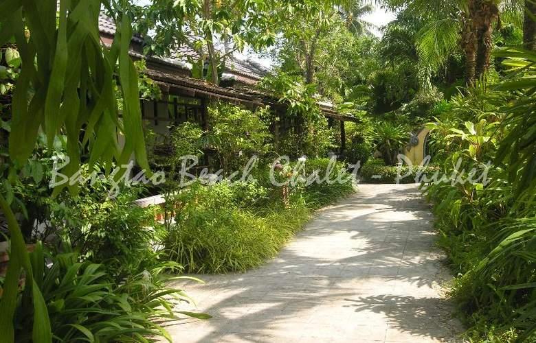 Bangtao Beach Chalet Phuket - Hotel - 14