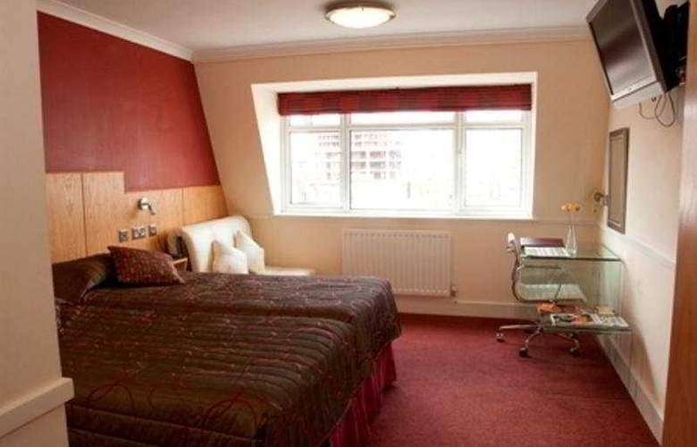City hotel - Room - 3