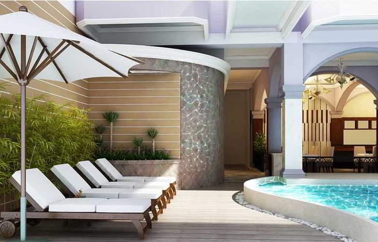 Palm Beach Hotel Nha Trang - Pool - 17