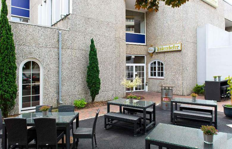 Leonardo Hamburg City Nord - Terrace - 22