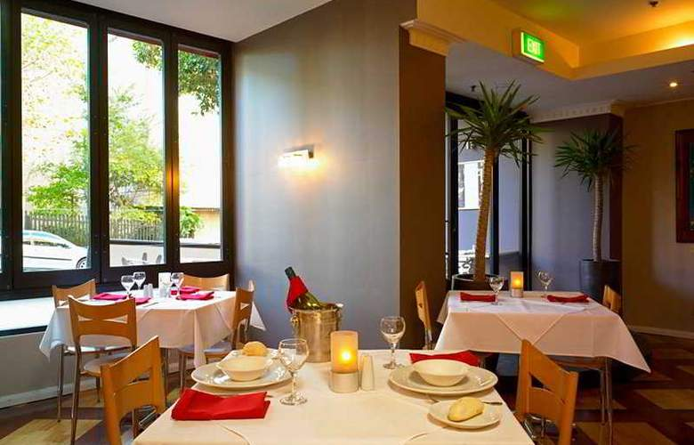 Cambridge - Restaurant - 7
