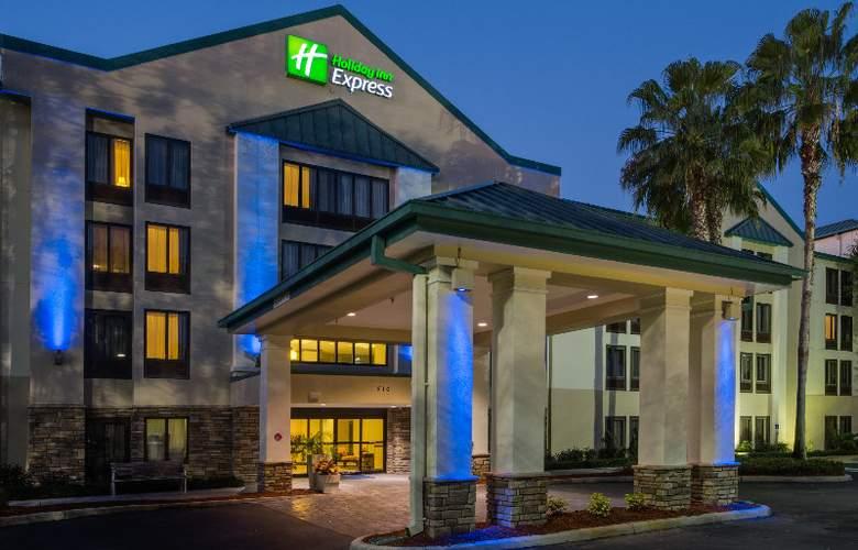 Holiday Inn Express Brandon Tampa - Hotel - 0